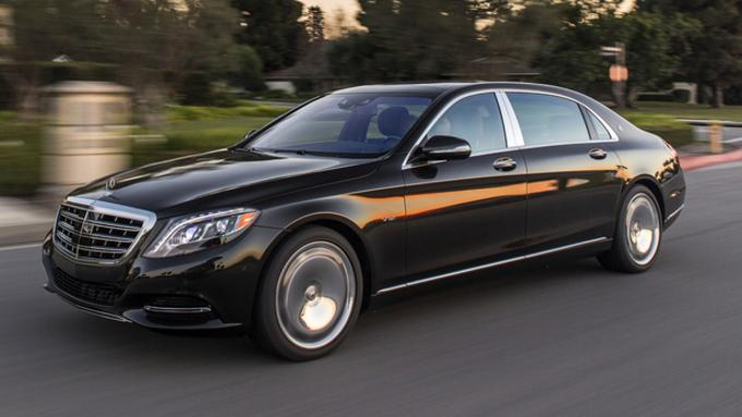 The Grand Chauffeurs Mercedes S Class LWB AMG Sports
